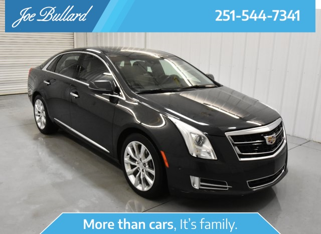 Pre Owned 2016 Cadillac Xts Luxury