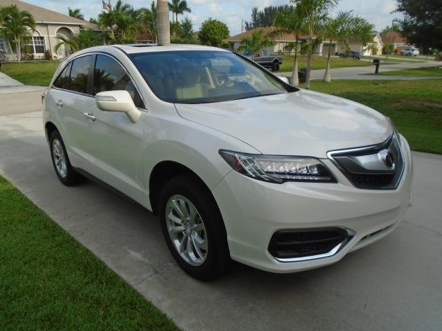 pre owned 2016 acura rdx base 4d sport utility in mobile a18433p infiniti of mobile infiniti of mobile