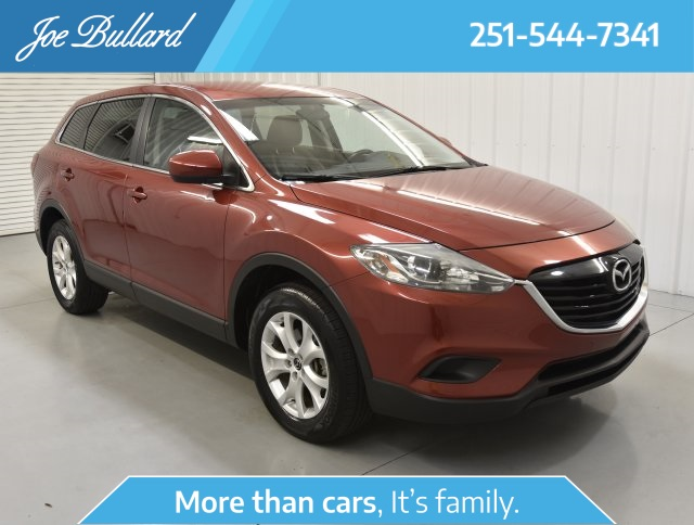 Pre Owned 2013 Mazda CX 9 Touring