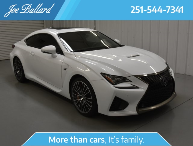 Pre-Owned 2016 Lexus RC F