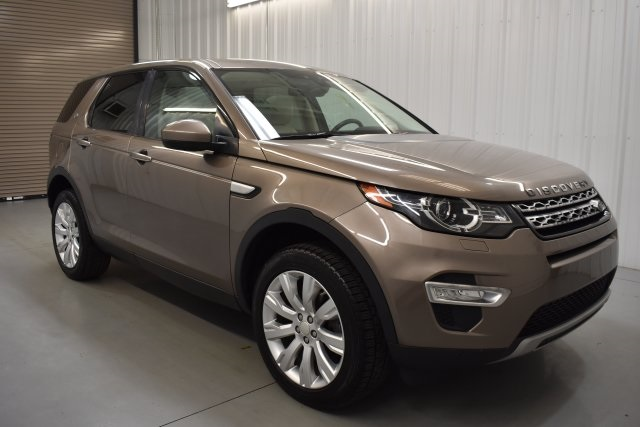 Pre-Owned 2015 Land Rover Discovery Sport HSE Luxury