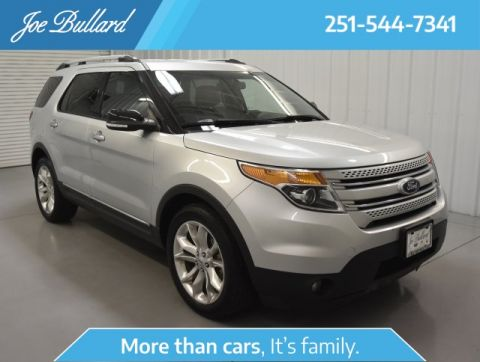 Pre-Owned 2015 Ford Explorer XLT