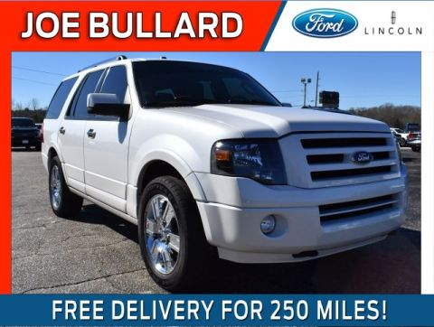 Pre-Owned 2010 Ford Expedition Limited