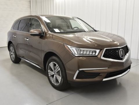 Pre-Owned 2019 Acura MDX 3.5L