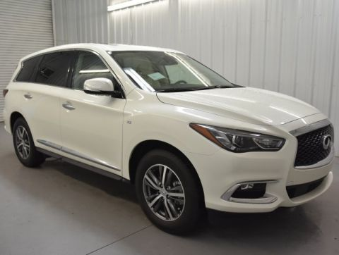 New 2020 INFINITI QX60 PURE FWD