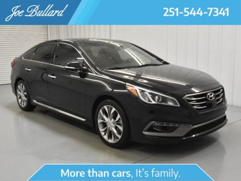 Pre-Owned 2017 Hyundai Sonata Limited 2.0T