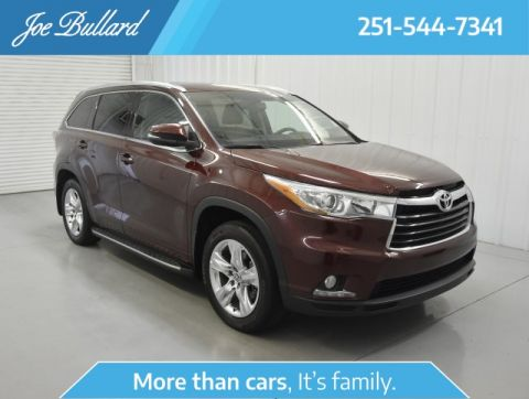 Pre-Owned 2016 Toyota Highlander Limited