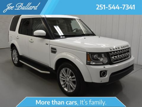 Pre-Owned 2015 Land Rover LR4 Base