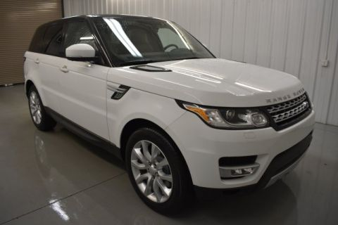Pre-Owned 2016 Land Rover Range Rover Sport 3.0L V6 Supercharged HSE